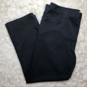Perry Ellis Portfolio Dress Pants Grey Size 38